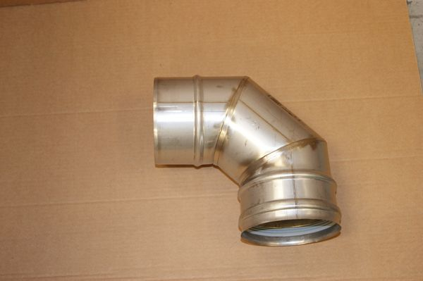 Powrmatic Nv 60-140 Elbow To Suit 90Degree