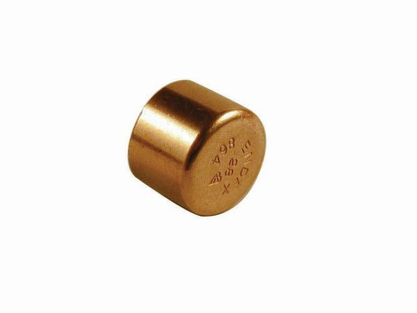 Pegler Yorkshire Endex N61 Stop End 10Mm