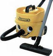 Numatic Jvh180 James Hoover Cleaner 240 V Yellow (1)