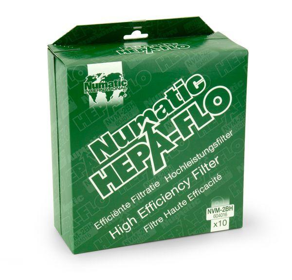 Numatic Hepaflo 604016 Dust Bags