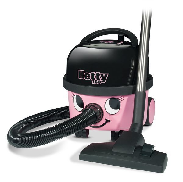Hetty Vacuum Cleaner Pink 240V A1 Kit