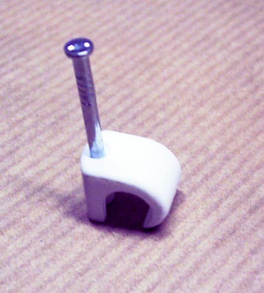 Schneider Electric Plastic Pipe Clip 7-10Mm