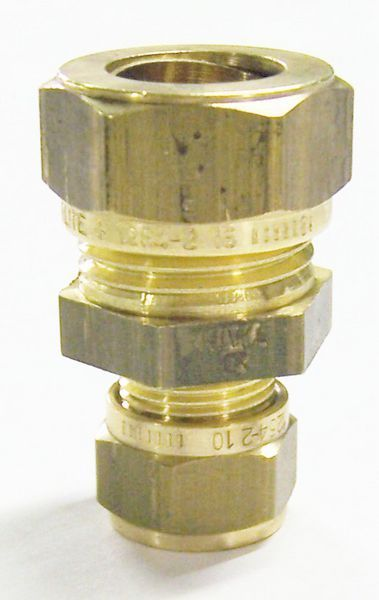 Pegler Yorkshire Kuterlite K910 Straight Coupling 15 X 10Mm