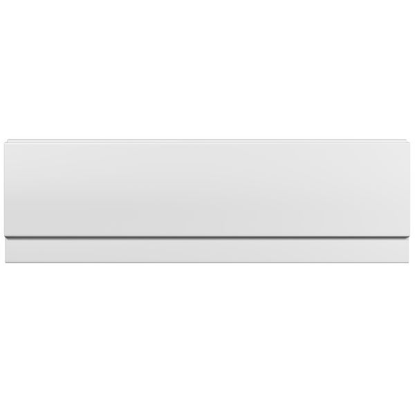 Nabis Bath Front Panel 1600X510mm White