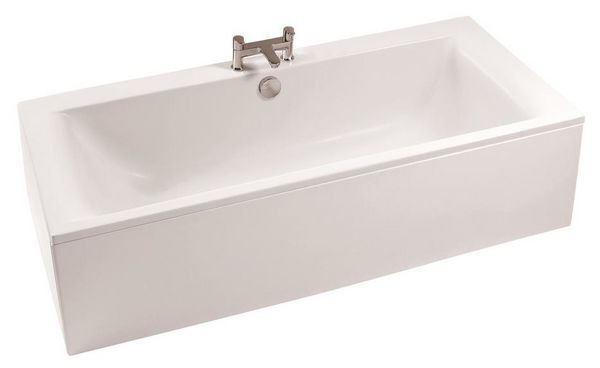 Ideal Standard Softmood No Tap Hole Double Ended Bath 1700 X 750Mm White