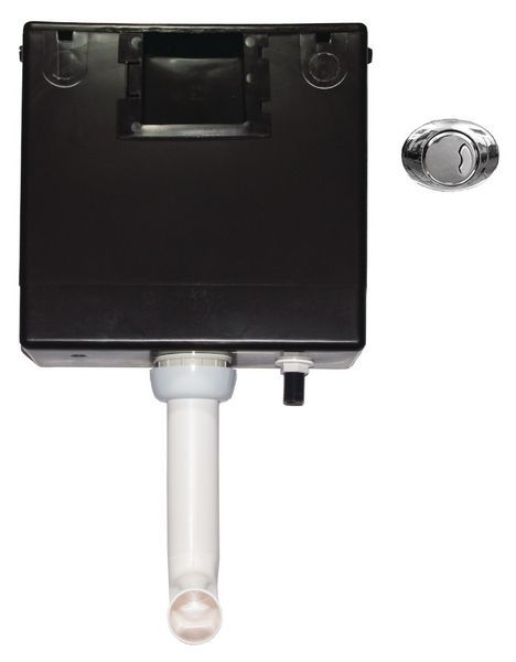 * Nab Concealed Cistern And Button