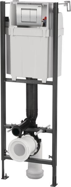 * Nab 1M Wallhung Wc Frame Cistern&Plate