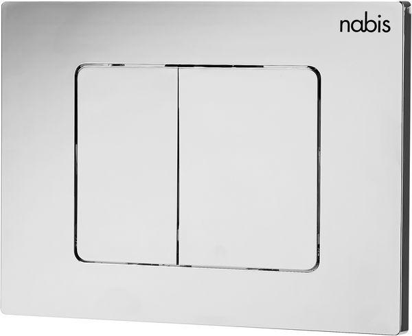 * Nabis Chrome Push Plate