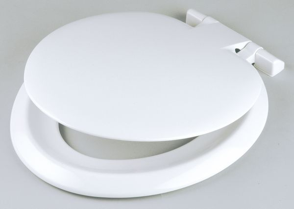 Celmac Sonata Sso15 Seat And Cover Top Fix White