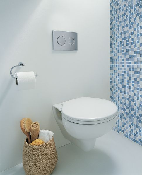 Ideal Standard Space E7091 Wc Seat And Cover Stainless Steel Hinge White