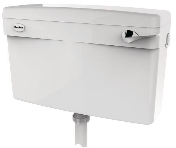 Slimline Ll Cistern 6/7/9Ltr B.I. White