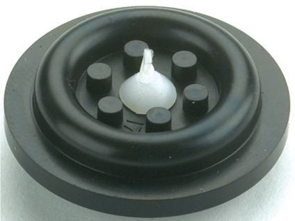 Td Rubber Diaphragm - Hydroflo Ballvalve