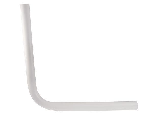 Masefield Epson Standard Low Level Flushpipe 18 X 18 White