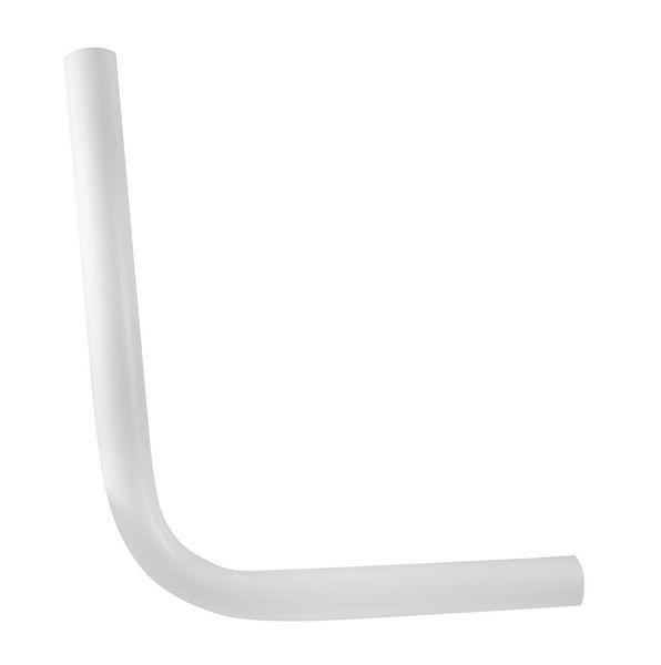Masefield Epson Standard Low Level Flushpipe 24 X 18 White