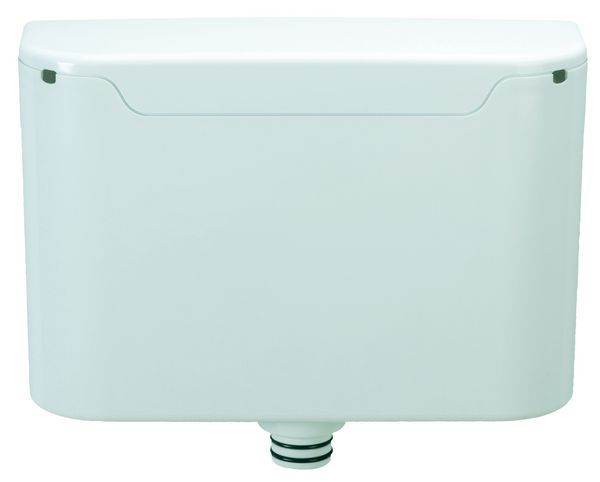 Thomas Dudley Miniflo Side Inlet Cistern Comes With Dual Flush Chrome Plated Button 6/4/2.6 Ltrs