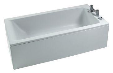 Ideal Standard Concept 2 Tap Hole Bath 1700 X 750 White
