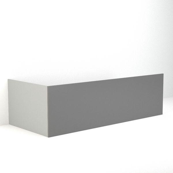 * Nab Vis Bath Fnt Panel 1800 V/Gg