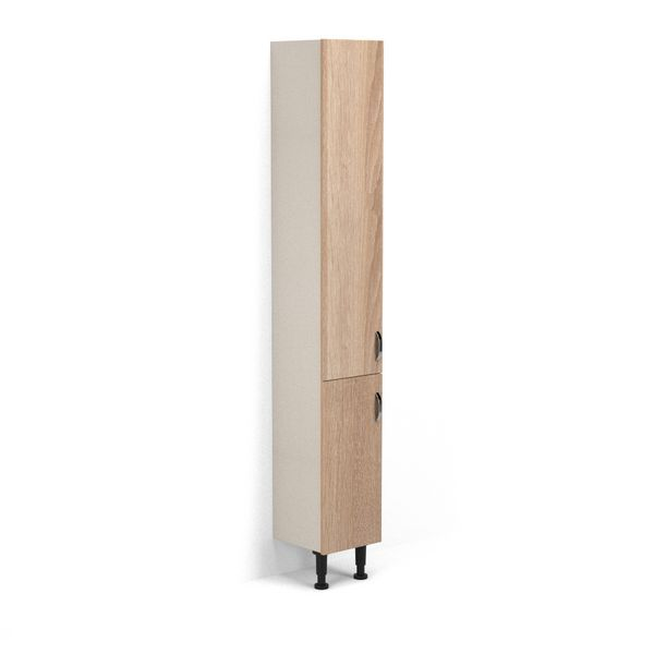 Nabis Vision Doors For Tall Unit 300Mm Natural Oak
