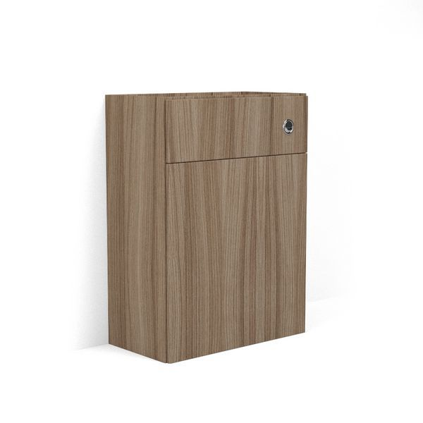 Nabis Vision Fascia Pack For Back-To-Wall Toilet Unit 600Mm Drift