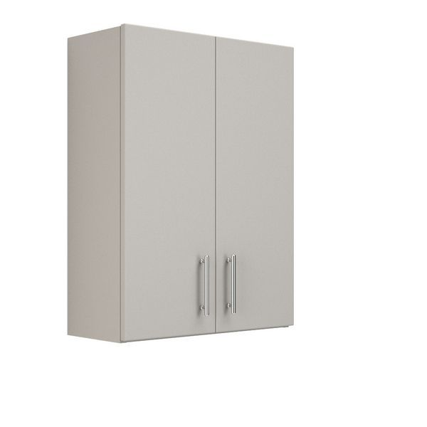 Nabis Carcass For Double Wall Unit 600Mm Cashmere