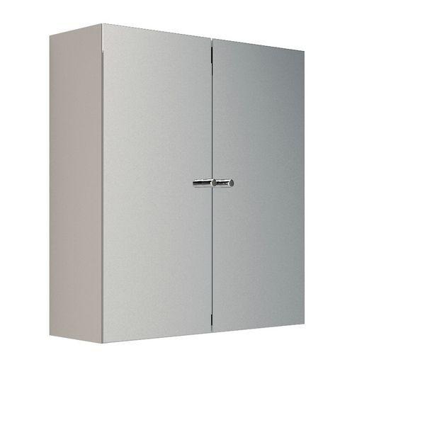 Nabis Doors For 600Mm Mirror Cabinet 300 X 660Mm