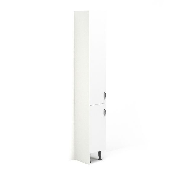 Nabis Tall Cladding Panel 300 X 1971Mm White Gloss