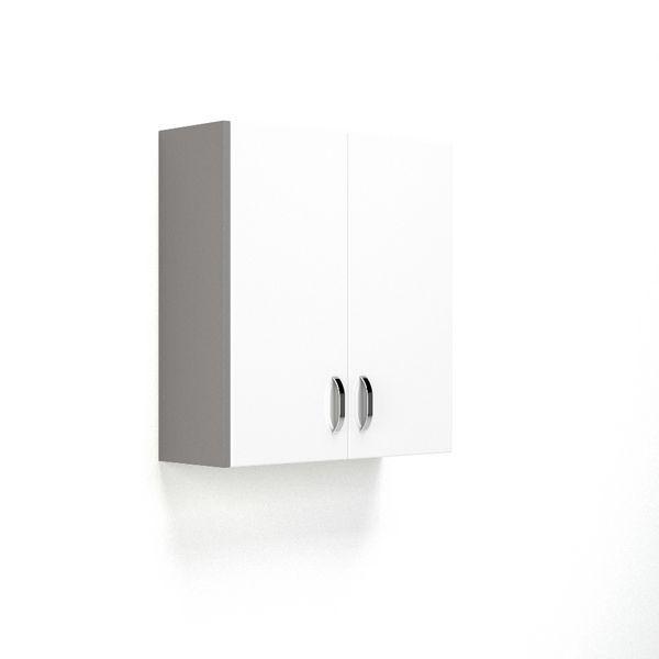 Nabis Wall Cladding Panel 175 X 693Mm Grey Gloss