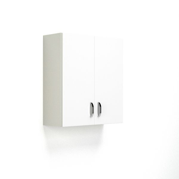 Nabis Wall Cladding Panel 175 X 693Mm Silver Grey Gloss