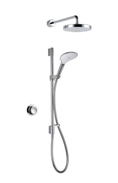 Mira Mode Dual Shower Pumped Rear Fed