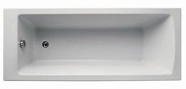 Tempo E2563 Arc 1700X700mm Nth Bath Wht