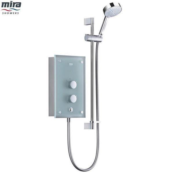 Mira Azora Thermo Electric Shower Glass