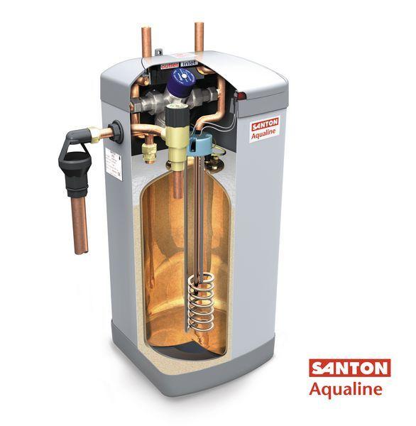 Santon Al10/3 Aqualine Heater Uv 10 Ltr 3 Kw