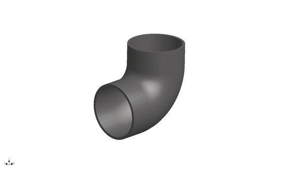 100Mm X87.5'Short Radius Plain Bend Gt02