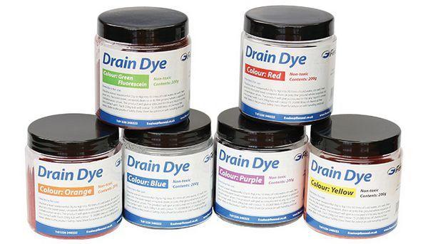 Flexseal 200G Drain Tracing Dye - Red