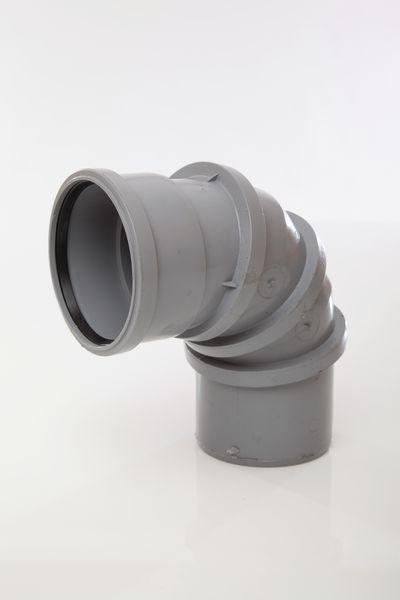 110Mm Adjustable Bend 0-90 Deg Sab90b