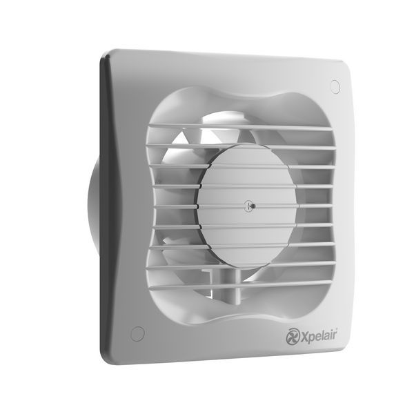 Xpelair Vx100t Axial Fan Withtimer 100Mm