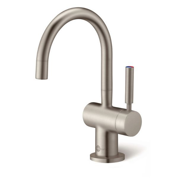Insinkerator H3300sn Hot Tap Only Brushed Steel
