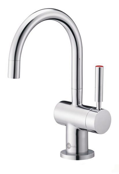 Insinkerator H3300c Hot Tap Chrome Complete