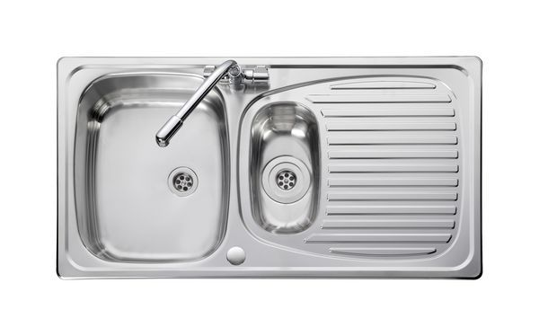 Leisure El9501nc/Tcad2-An Sink And Tap Pack 1.5 Bowl