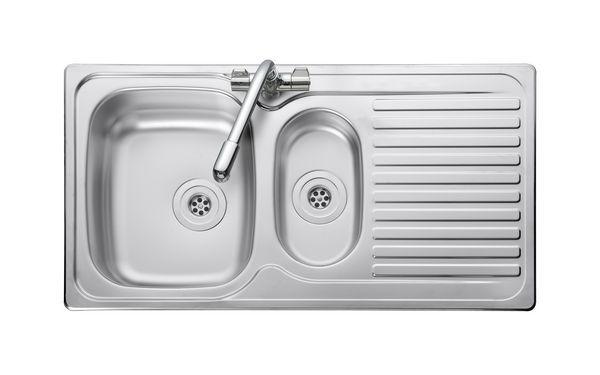 Linear 950X508mm 1.5B 1Th Rev Sink Ss