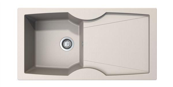1.0 Bowl Inset Sahara Beige 1000X520mm