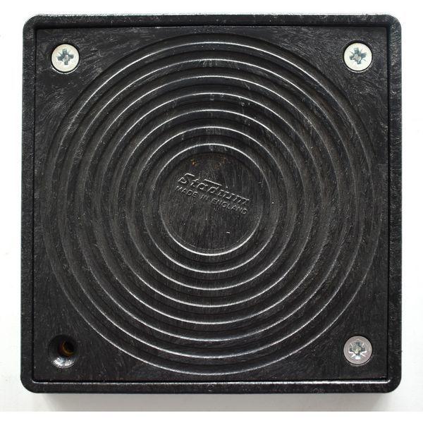 Plastic Sealing Plate Black 6X6 Bm81/1