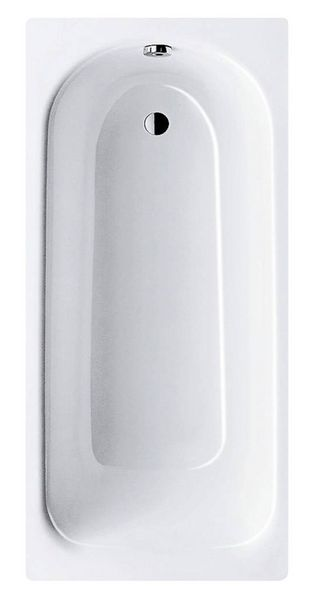 Kaldewei Eurowa 2 Tap Hole Bath 1500 X 700Mm White