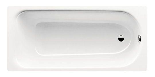 Kaldewei Saniform+ 2 Tap Hole Bath 1800 X 800 White