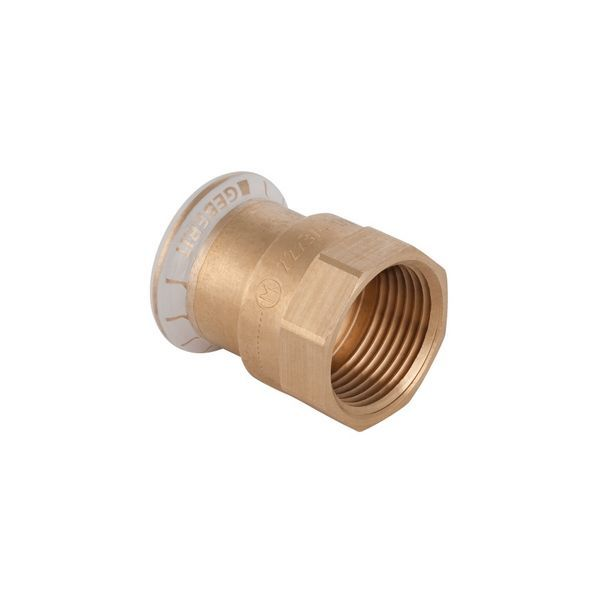 Mps Cu 61802 Fi Str Connector 15X1/2