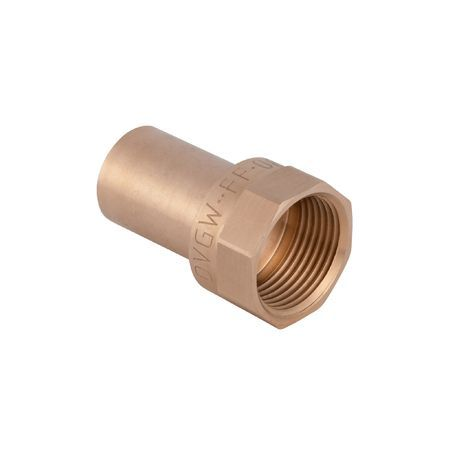 Mps Cu 63558 Female Adaptor 15X1/2