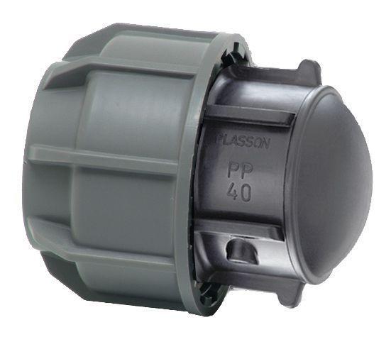 Silverline End Plug 25 14120
