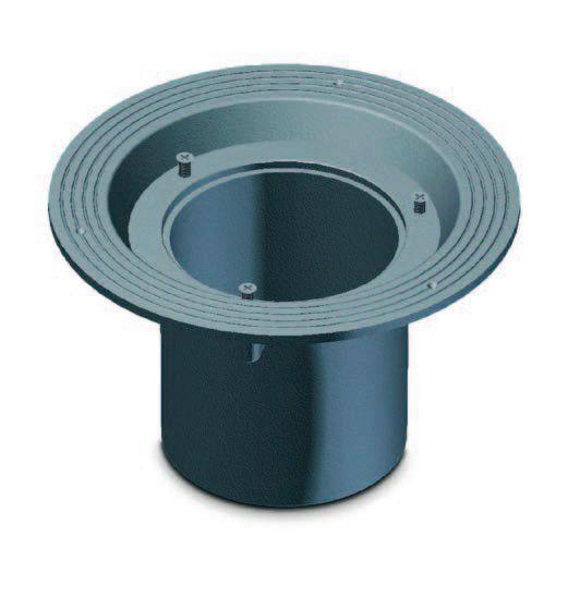 Vx-S260 Vortx Shower Drain Vert 110