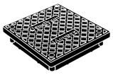 Wav Sealed Access Plate Osma 4D526