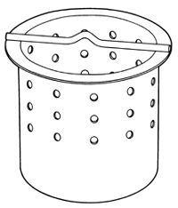 Wav 225Mm Ally Silt Bucket Osma 4D815